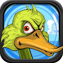Blood Sucking Zombie Duck Hunt icon