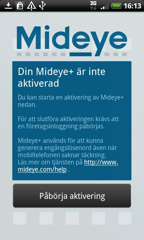 Mideye+- screenshot