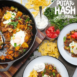 Chorizo Potato Hash Recipe