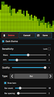 Spectrum Analyzer Pro - screenshot thumbnail