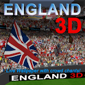 England 3D Live Wallpaper icon