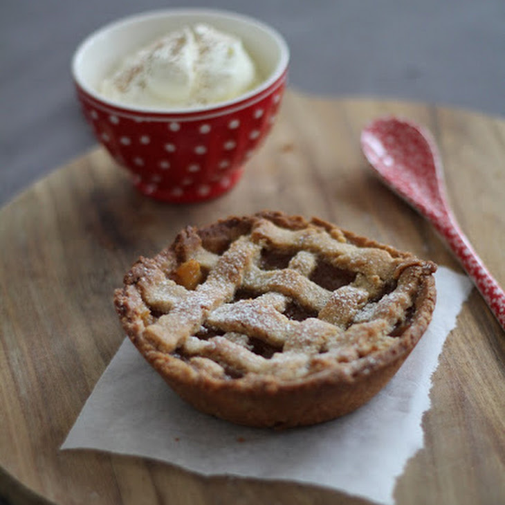 Apple Cinamon Tartletts Recipe