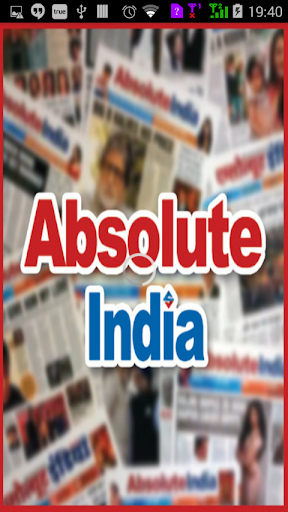 Absolute India ePaper