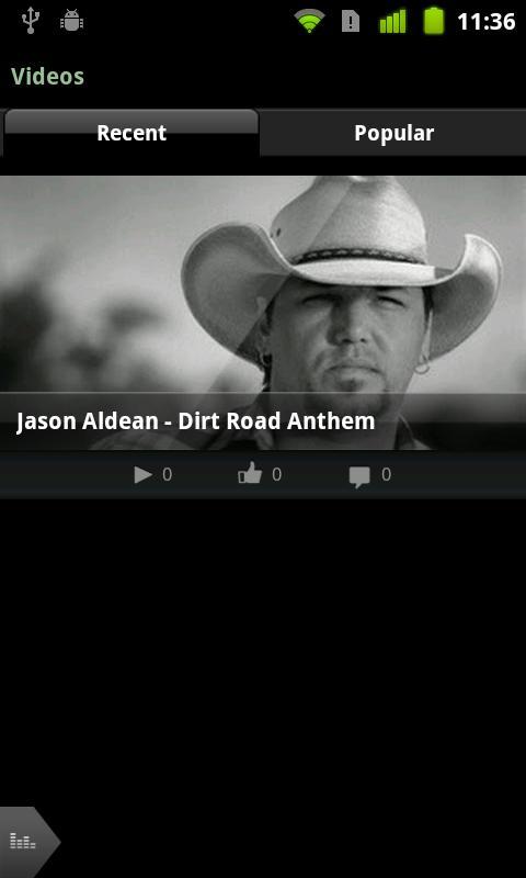 Jason Aldean- screenshot