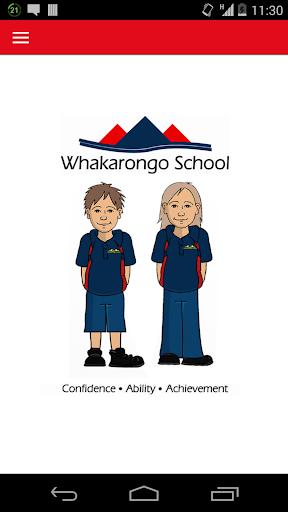 Whakarongo School