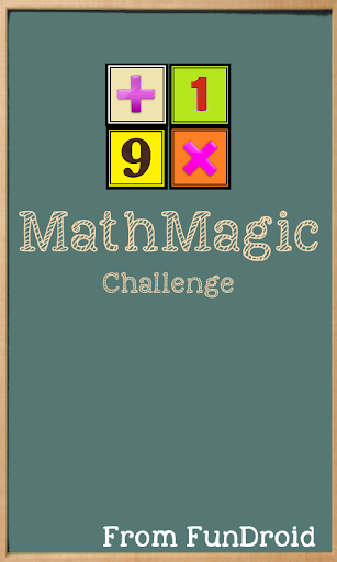 MathMagic Challenge