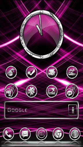 CrystalX HD Multi Theme Pink
