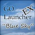 Blue Sky Go Launcher EX Theme logo