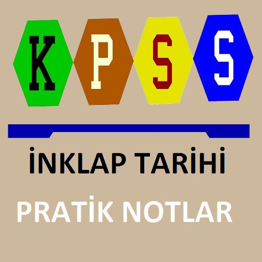 KPSS Pratik İnkılap Tarihi