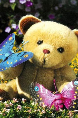 Download The Teddy Bear Live Wallpaper Android Apps On Nonesearch Com