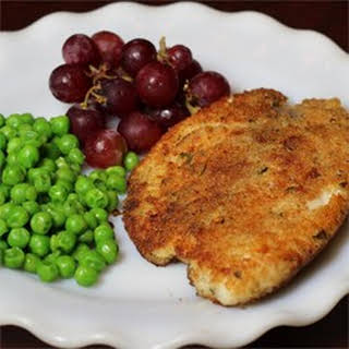 Simple Ranchy Breaded Fish Fillets.