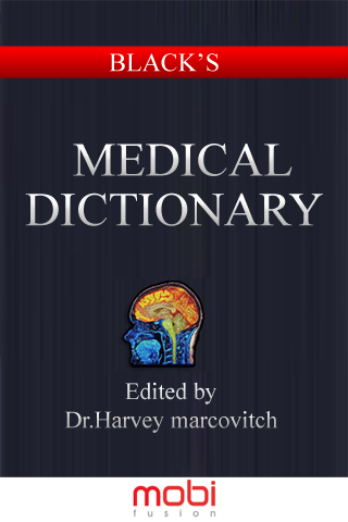 Black's Medical Dictionary - screenshot