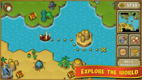 Heroes : A Grail Quest Screenshot 2