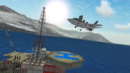 F18 Carrier Landing II - screenshot thumbnail