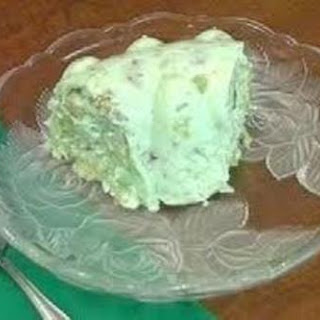 Lime Jello Salad.