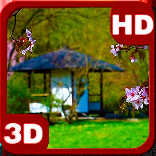 Zen Garden House Sakura HD 個人化 App LOGO-APP試玩