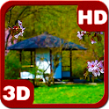 Zen Garden House Sakura HD icon