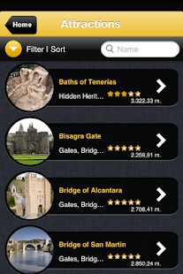Be Your Guide - Toledo- screenshot thumbnail