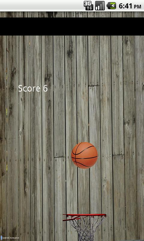 BasketBall-Akshay - screenshot