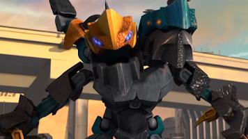Screenshot of LEGO® Hero Factory Invasion RU