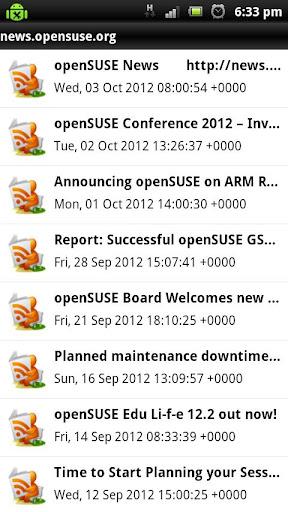 【免費新聞App】RSS Feeds-APP點子