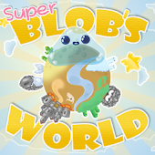 Super Blobs World Jump and Run