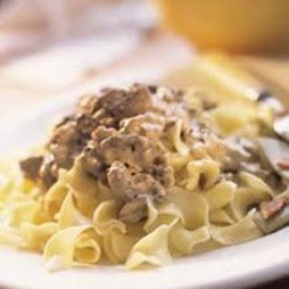 Crock Pot Beef Stroganoff Recipe