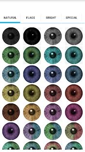 NiceEyes - Eye Color Changer - screenshot thumbnail