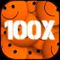 Flachwitze 100x icon