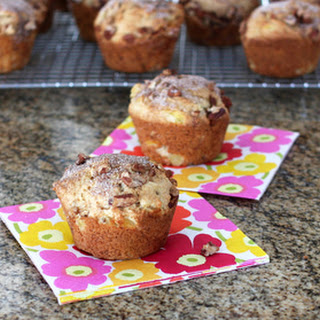 Pineapple Nut Muffins