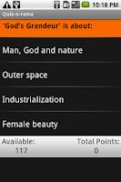 Screenshot of Shmoop: God's Grandeur
