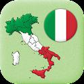 Italian Regions - Italy Quiz icon