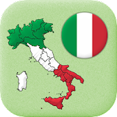 Italian Regions: Flags, Capitals and Maps of Italy