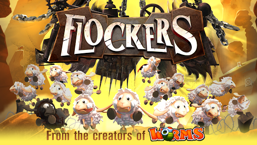 لعبة Flockers v1.990 لجوالات الاندرويد