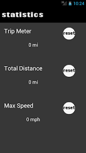 GPS HUD Speedometer - screenshot thumbnail