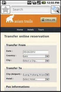Laos Travel Guide- screenshot thumbnail
