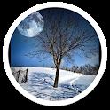 My Photo Wall Moon Light LWP icon