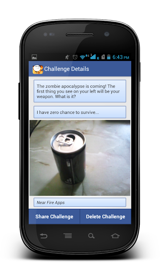 Challenger - screenshot