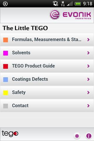 【免費商業App】The Little TEGO-APP點子