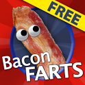Bacon Farts Free - Fart Sounds icon