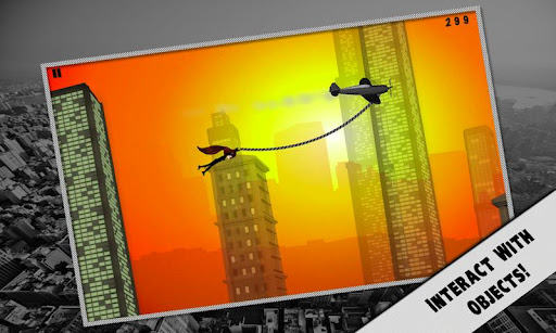 Rope'n'Fly - From Dusk v2.0 APK