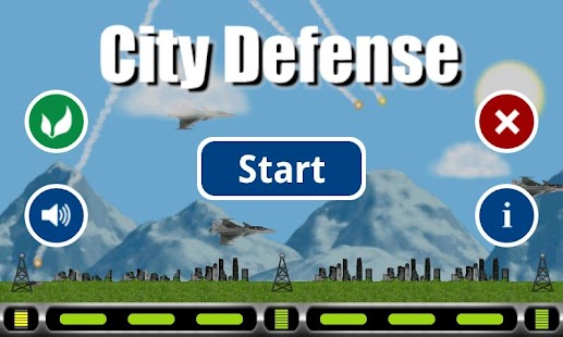 City Missile Defense- screenshot thumbnail