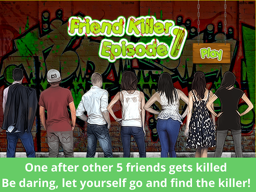 Friend Killer Chapter 1