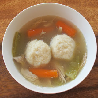 Gluten Free Matzo Balls - Potato Knaidelach