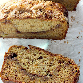 Brown Butter Cinnamon Swirl Banana Bread Recipe
