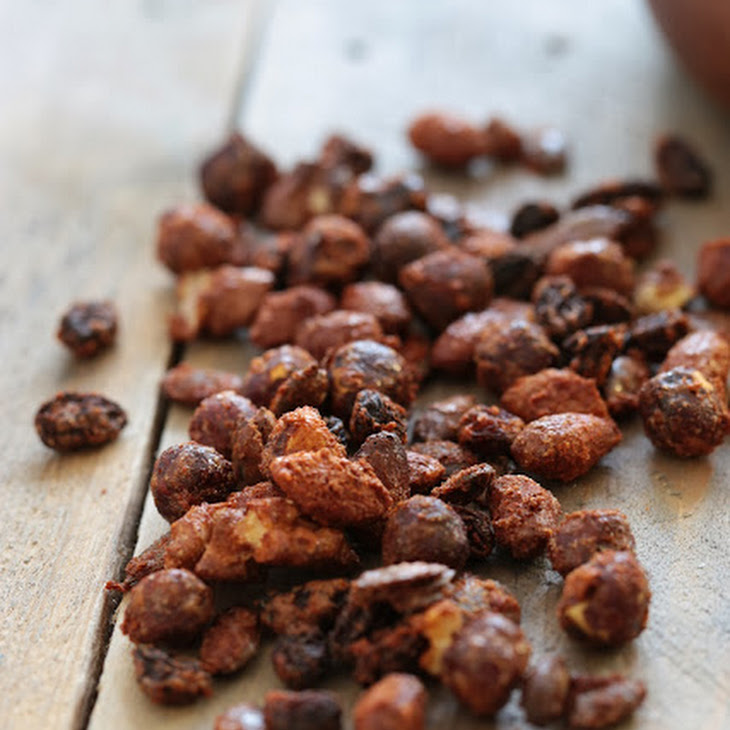 Irresistible Spiced Dried Fruits