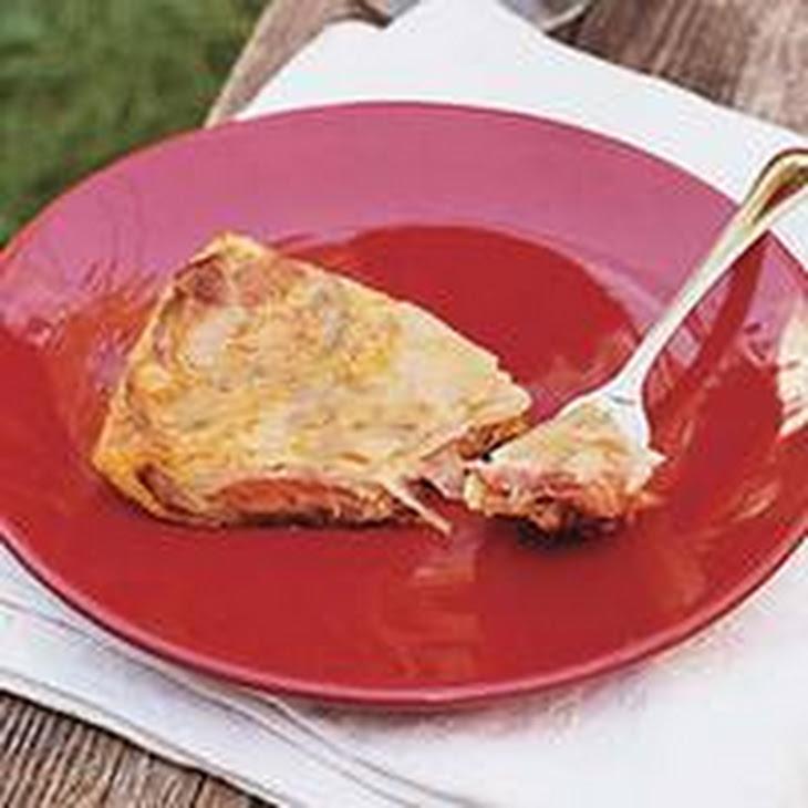 Smoked Salmon Spanish Tortilla Recipe