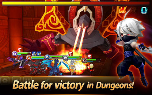 Summoners' War: Sky Arena MOD (Damage and Speed) 1.5.8 APK