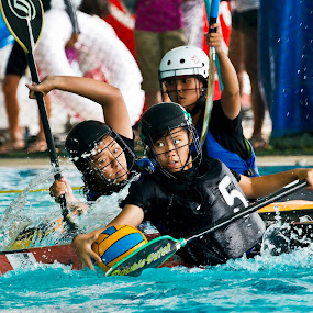 16th Singapore National Canoe Polo Championship by Foo Fok - Sports & Fitness Watersports
