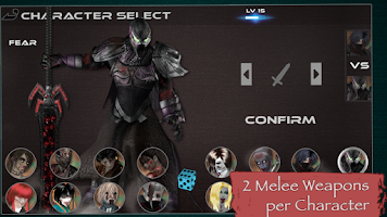 Screenshot of Beyond Fighting 2: Undead